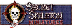Secret Skeleton Miniatures