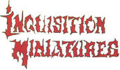 Inquisition Miniatures